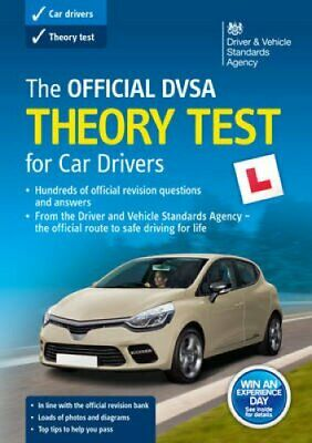 The official DVSA theory test for car drivers 9780115534652 | Brand New