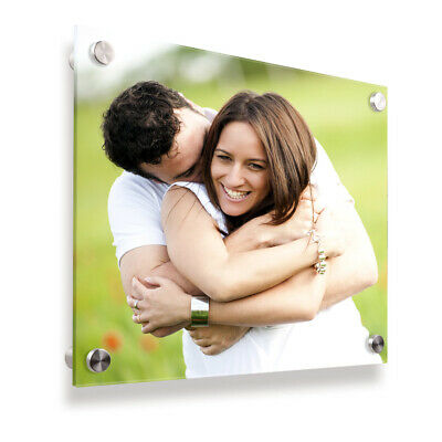 Your Photo On Acrylic Size A2 Cheapest On Ebay