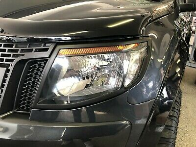 ford ranger pre facelift headlight surrounds guards 2012-2015 uk supplier