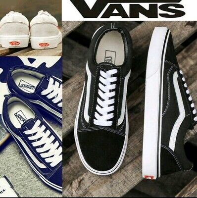 2scarpe vans old school alte