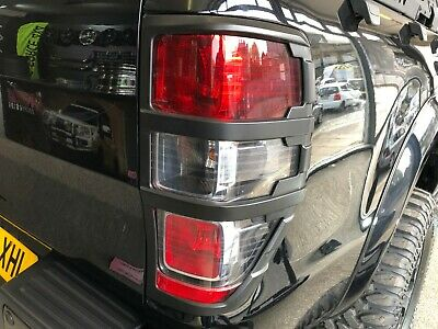 FORD RANGER  REAR LIGHT  SURROUNDS GUARDS 2012-2019 uk supplier