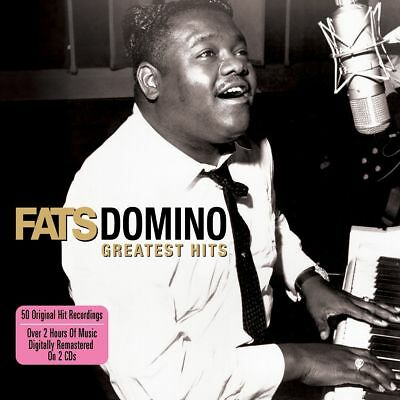Fats Domino - Greatest Hits  2 cd digipak (2013)