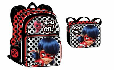 NEW LADY BUG MIRACULOUS SET SHOULDER BAG 20cm 9 ACCESSORIES FOR BEAUTY GIFT