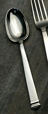 Hampton Sterling flatware by Tiffany & Co. individual Teaspoon 6""