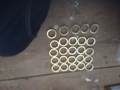 25 x 25mm Female Brass Bush Conduit