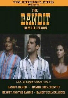 The Bandit Film Collection DVD - Features All 4 Bandit Movies! - NEW