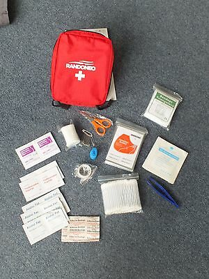 Hikers Outdoor first aid kit