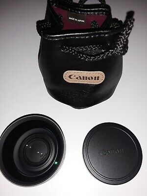 Canon WD-H30.5 High Pixel Count Wide Converter 0.7x for Camcorder