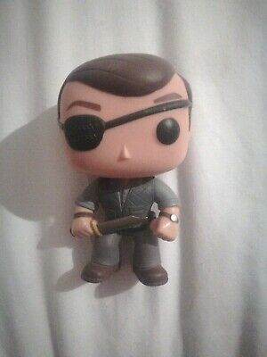 Funko Pop The Walking Dead Governor Out Of Box RARE VAULTED