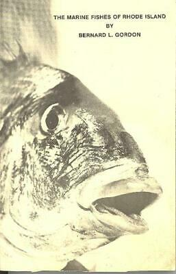 A guide book to the marine fishes of Rhode Island