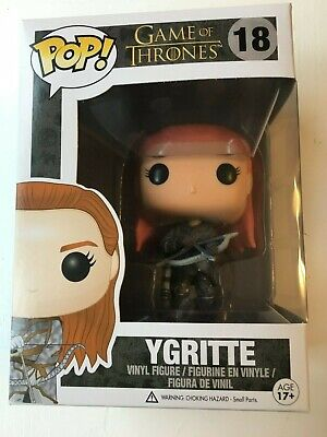 Ygritte #18 Funko Pop! Game Of Thrones •VAULTED• (Authentic) + Protective Case