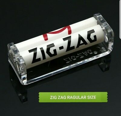 Zig Zag Regular Size Rolling Hand Machine  Tobacco Make Your Own Cig