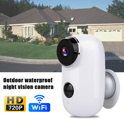 72A6 Battery Powered Wireless Wifi Camera Home Security Supplies CCTV Security