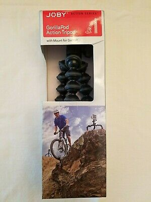 Joby GorillaPod Action Tripod with Mount for GoPro Camera