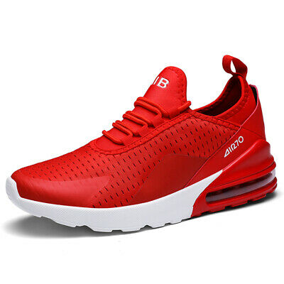 AU Men's Air Cushion Running Sport Shoes Big Size Breathable Casual Walking Shoe