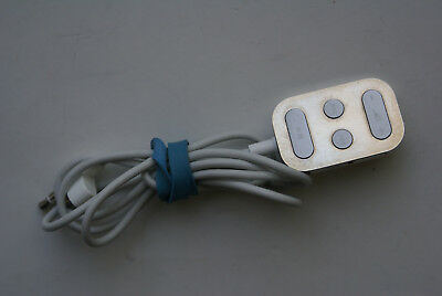 Original Genuine OEM Apple Wired Remote Control A1018 for iPod