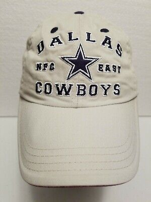 90297450 DALLAS COWBOYS REEBOK Hat Nfc East Adjustable Strap Authentic ...