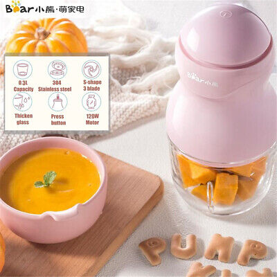 Multi-Function Baby Meat Food Processor Cooker Blender Grinder Feeding Machine