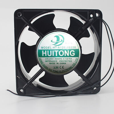HT-A12038S220 220v 0.1/0.16A Cabinet Air conditioning cooling fan