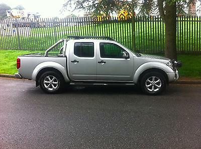 Nissan Navara 2.5dCi Outlaw double cab 2007 model