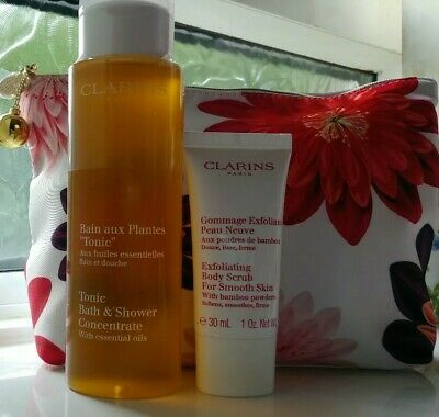 Clarins Bath & Shower Concentrate Set