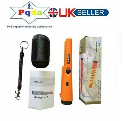 Metal Detecting Finds, GP-POINTER PinPointer Probe with Holster & Lanyard. NEW.