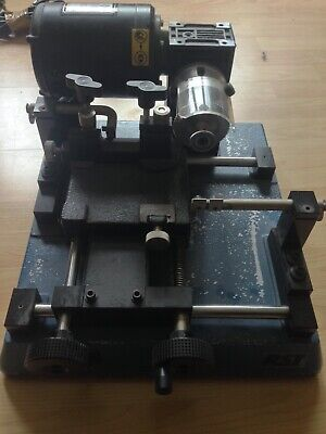 Used RST MK2 mortice key cutting machine
