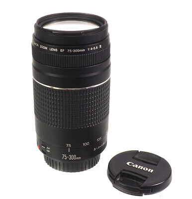 Canon EF Zoom Lens 4,0-5,6/75-300mm III   #59414899