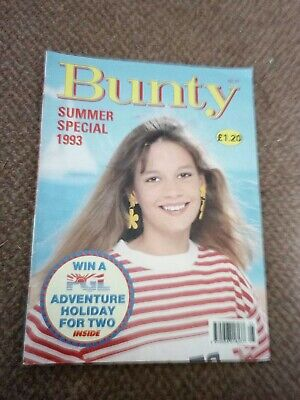 Bunty Summer Special 1993 Wish You Were Here
