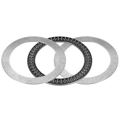 AXK90120+2AS Needle Roller Thrust Bearings with 2 Washers, 90x120x6mm Bearing