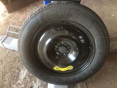 RANGE ROVER EVOQUE spare wheel and foam surround 13-18 - £200 00