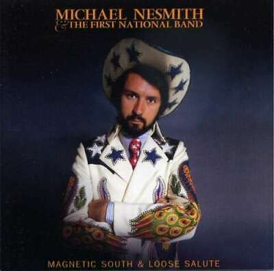 Michael Nesmith & The First National Band - Magnet CD - 1391
