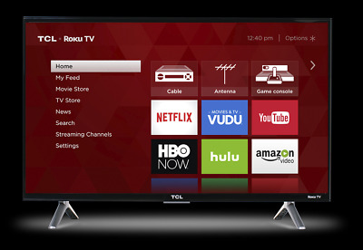 TCL 28 Class HD (720P) Roku Smart LED TV (28S305)