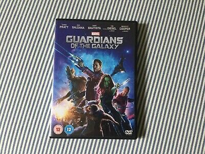 Guardians of the Galaxy (DVD, 2014) Marvel, Avengers, Chris Pratt, Dave Batista