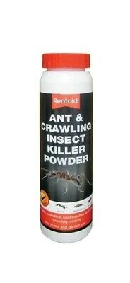 Rentokil Ant & crawling insect cockroach, woodlice Insect Powder 150g - PSA134P