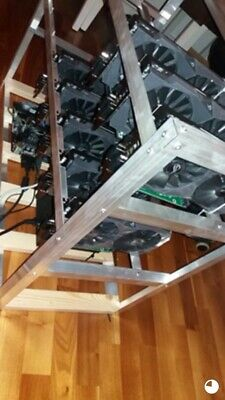 Mining rig Ethereum-Bitcoin-Altcoins