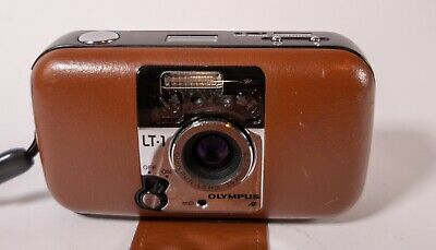 olympus lt1 35mm film camera similar to the mju 35mm lens