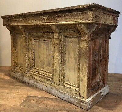 19Th Century French Shop Counter