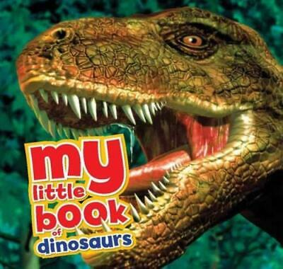 My little book of dinosaurs by Dougal Dixon (Hardback)