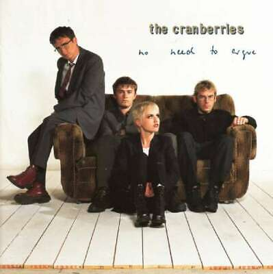 The Cranberries - No Need To Argue (CD, Album) CD - 5585