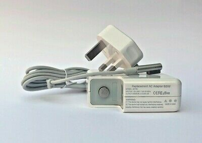 85W Power Adapter Charger For Apple Magsafe 1 MacBook Pro 15 17-inch A1297 A1172