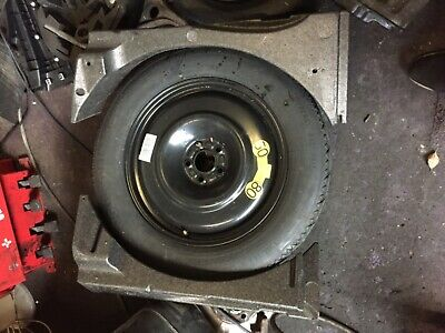 RANGE ROVER EVOQUE spare wheel and foam surround 13-18