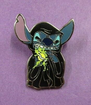 Disney Star Wars Mystery Collection Stitch as the Evil Emperor Trading Pin