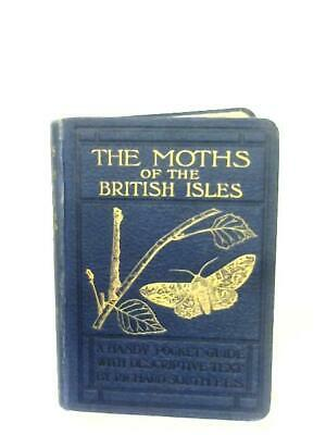 The Moths Of The British Isles: Second Series (Richard South - 1909) (ID:97132)