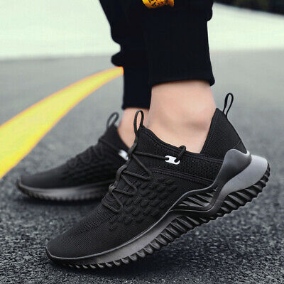 AU Men's Big Size Running Shoes Breathable Light Sports Casual Walking Shoes NEW