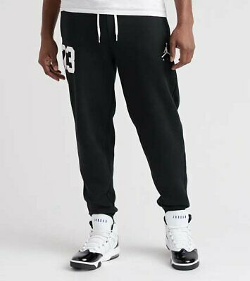 15cf8208d3071a SZ LARGE Nike Air Jordan Jumpman GFX Fleece Jogger Pants Men s Black  AV2323-010