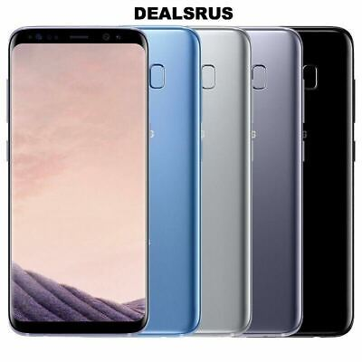 "Samsung Galaxy S8 G950 ""Factory Unlocked"" 64GB Android Smartphone A+ LCD BURN"