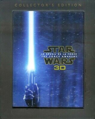Star wars - Le réveil de la force - 3D - Blu-ray