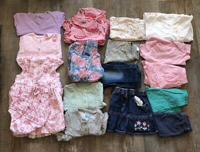 Baby Girl 6-9 months bundle, Early Days, Next Etc - See Description