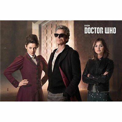Doctor Who - Episode 1 Iconic - POSTER 61x91cm NEW Twelfth Doctor Clara Oswald